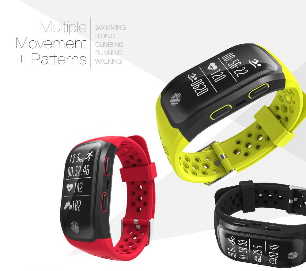 Makibes G03 GPS Smart Bracelet (6)