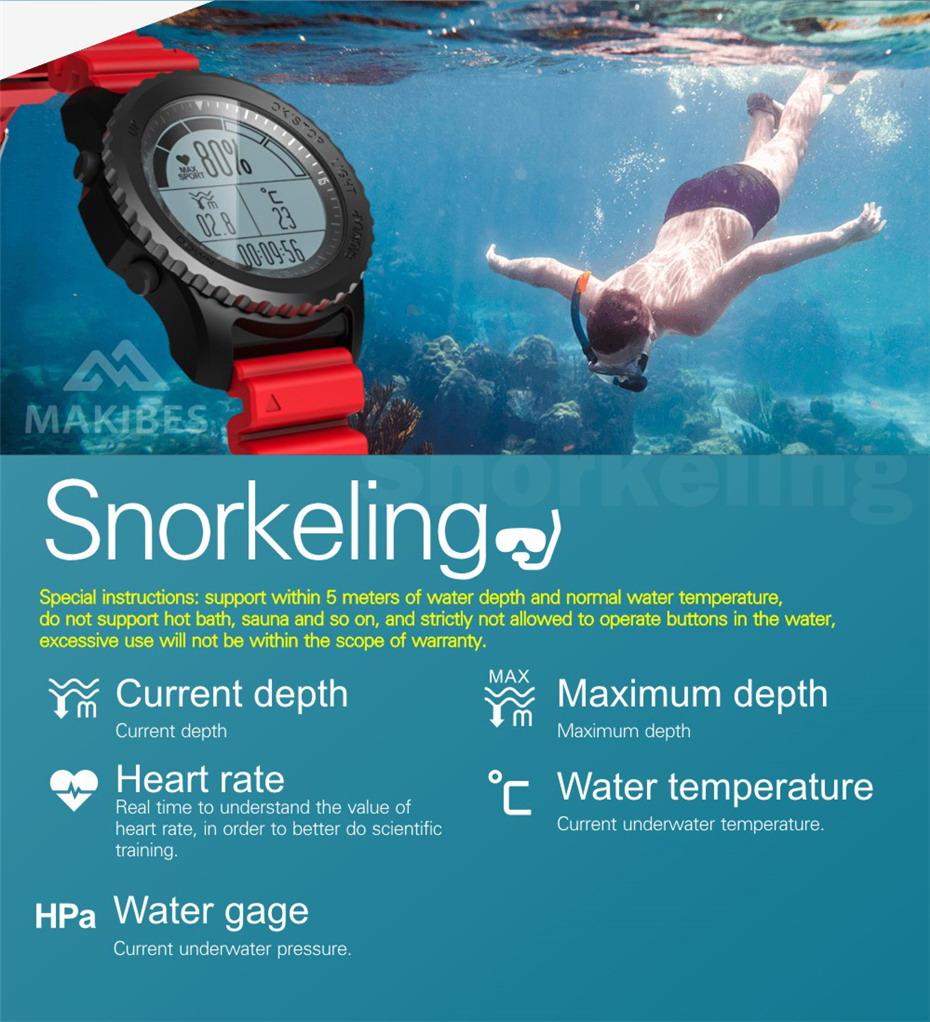 Makibes G07 GPS Smart Watch (9)