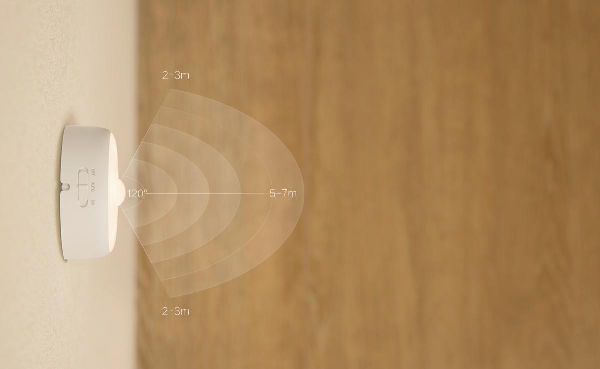 Original Xiaomi Mijia Yeelight LED Night Light Mi home Smart home Infrared Remote Control  (5)