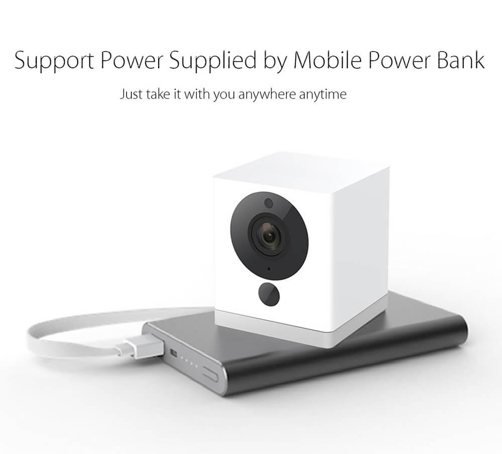Xiaomi 1080P IP Camera Mi Smart Home WiFi Remote Control CMOS Webcam (16)