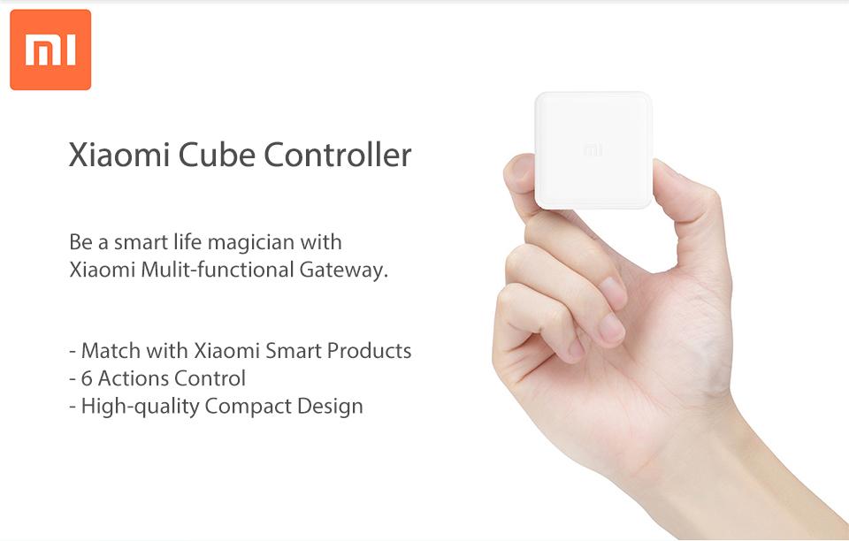 Xiaomi MI Cube Smart Home Controller (1)