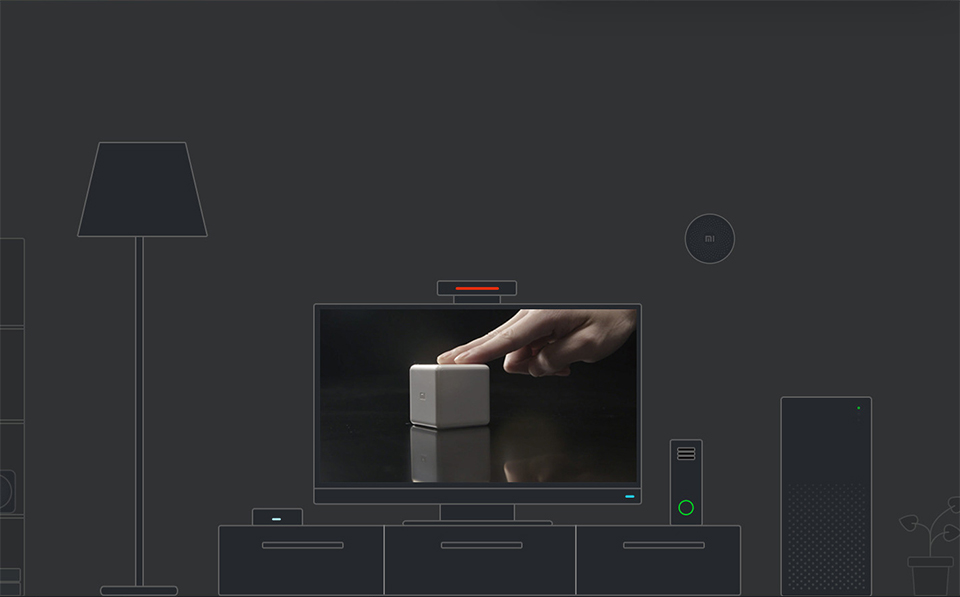 Xiaomi MI Cube Smart Home Controller (5)