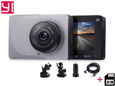 YI Smart DashCamera